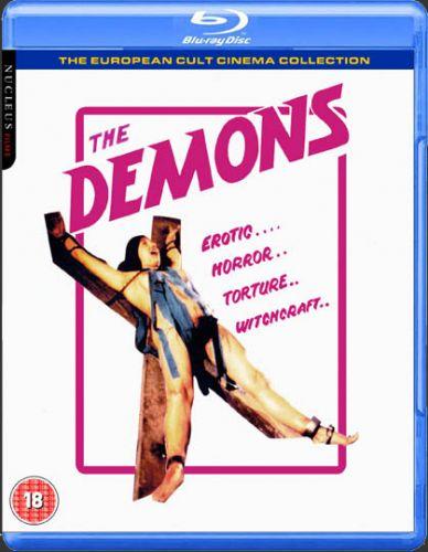 Demons, The (Blu-ray)