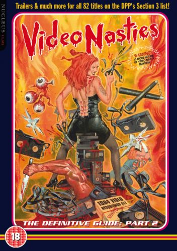 Video Nasties: The Definitive Guide 2 (Limited Edition)