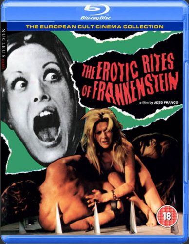 Erotic Rites of Frankenstein, The (Blu-ray)