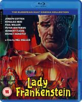 Lady Frankenstein (Blu-ray)