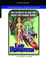 Lady Frankenstein (Limited Edition) (Blu-ray)