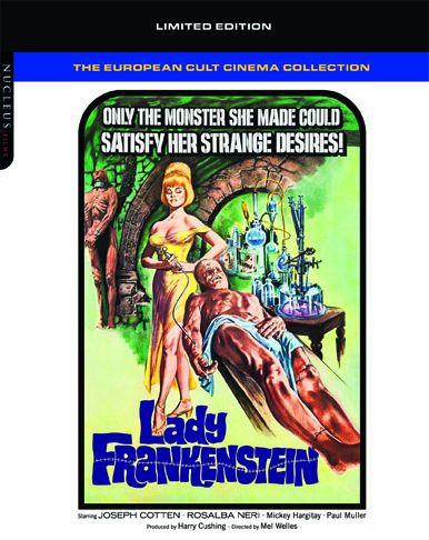 Lady Frankenstein (Limited Edition) (Blu-ray)