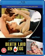 Death Laid an Egg (Blu-ray)