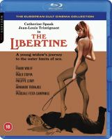 Libertine, The (Blu-ray)