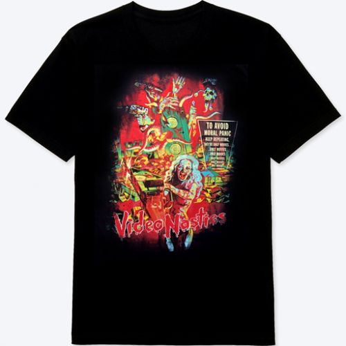 Video Nasties T-Shirt (Medium only)